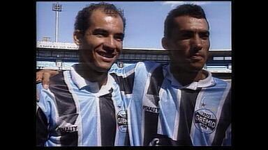 Grêmio fecha grupo com 10 contratações para a Libertadores de 1995 - Reveja quem chegou para reforçar o Tricolor há 20 anos.