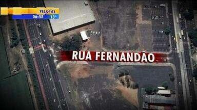 Rua próxima ao estádio Beira-Rio será nomeada em homenagem Fernandão - O projeto precisa apenas ser sensacionado pelo prefeito José Fortunati.