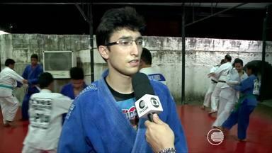 Jovens atletas do judô do Piauí e de outros estados participam da Copa Cidade de Teresina - Jovens atletas do judô do Piauí e de outros estados participam da Copa Cidade de Teresina