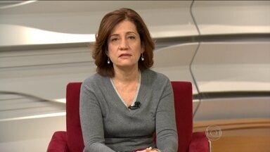 Miriam Leitão comenta decisão de corte de ministérios pelo Governo - A colunista fala sobre a decisão do Governo Federal de efetuar cortes de ministério e cargos.