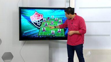 Mancini ainda tem desfalques importantes para jogo do Vitória nesta terça (25) - Confira as notícias do rubro-negro baiano.