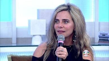 Bruna Lombardi não costuma comprar objetos desnecessários - 'Se alguém em casa não tiver usando, vai para doação', disse a atriz