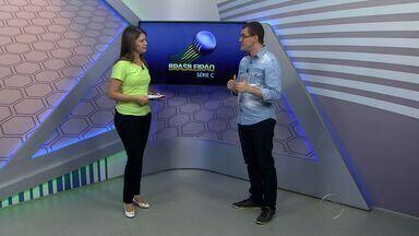 Veja como foi o fim de semana dos times sergipanos - Estanciano e Confiança venceram nas séries D e C do Brasileirão. Thiago Barbosa analisa.