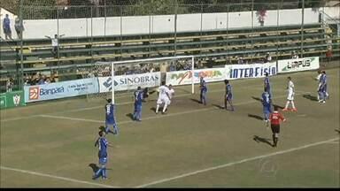 Veja um resumão sobre o grupo do Belo na Série C do Brasileirão - Oito jogos do Grupo A foram realizados neste final de semana.