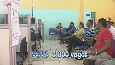 Crise gera desempregos em RO - Área que mais desemprega em Porto Velho é a construção civil.