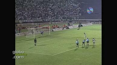 Heróis relembram derrota por 5 a 1 para o Palmeiras nas quartas da Libertadores de 1995 - Assista ao web documentário do especial Grêmio: 20 anos do bicampeonato da Libertadores.
