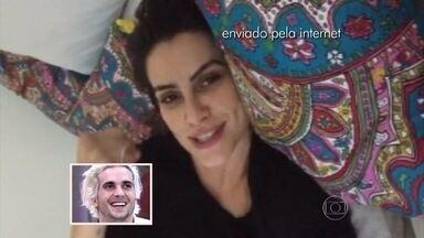 'Empanelados', Fiuk e MC Leozinho recebem depoimentos dos familiares - Atriz Cleo Pires, irmã de Fiuk, manda recado. Seu Armando, pai de Leozinho, também