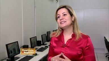 Ex-operadora de telemarketing cria franquia e fatura mais de R$6 milhões - Ela economizou mil reais durante cinco anos e criou uma rede de franquia na área de educação.