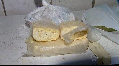 Dono de padaria é preso por comercializar produtos vencidos no Recife - Fiscalização da Vigilância Sanitária visitou o local e constatou irregularidades