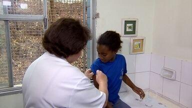 Segunda etapa de vacinação contra HPV em BH é realizada em setembro - Meninas de 9 a 11 anos devem procurar centros de saúde da capital mineira.
