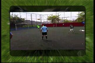 Corinthians Mogi é campeão brasileiro no futebol de amputados - Competição aconteceu no Sesi em Mogi das Cruzes.