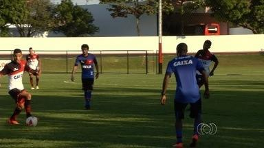 Vila Nova enfrenta Sergipe nesta quarta-feira (9) - Partida no Serra Dourada marca a volta dos titulares do time goiano.