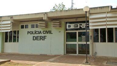 Polícia prende suspeito de estuprar jovem em Campo Grande - O crime aconteceu no 19 de agosto, no bairro Taquarussu. Polícia chegou ao suspeito após encontrar aparelho celular com o cunhado dele