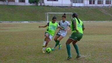 Iranduba viaja para São Paulo para estrear no Campeonato Brasileiro Feminino - Equipe amazonense enfrenta o Rio Preto nesta quarta-feira.