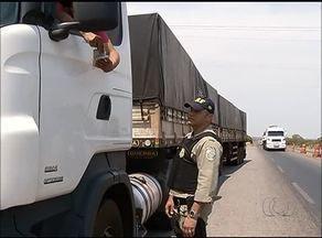 Movimento nas rodovias aumenta no Tocantins durante o feriado; veja o balanço da PRF - Movimento nas rodovias aumenta no Tocantins durante o feriado; veja o balanço da PRF