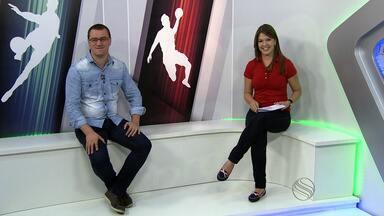 Thiago Barbosa comenta sobre o futebol sergipano - Thiago Barbosa comenta sobre o futebol sergipano
