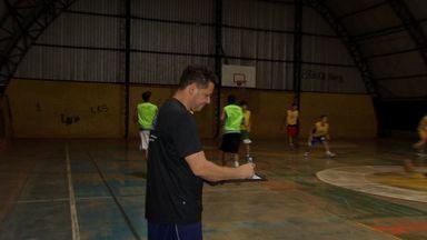 Mato Grosso faz seletiva de basques para Brasileiro sub-17 - Jovens cruzam o estado para buscar a vaga