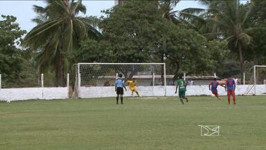 Semifinal do Estadual sub-19 entre Sampaio e Americano - Semifinal do Estadual sub-19 entre Sampaio e Americano é vencida pelo Tricolor.
