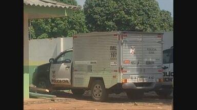 Polícia já registrou cinco homicídios, este ano, em Guajará-Mirim - Um a mais do que no mesmo período do ano passado.