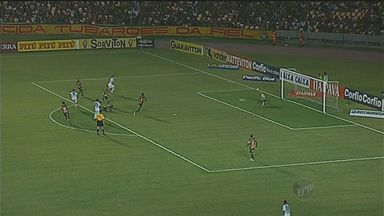 Confira os gols desta rodada da série B do Brasileirão - O Botafogo venceu o Paraná por 2 a 1 e o Bahia venceu o Macaé por 1 a 0.
