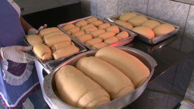 Pão de abóbora cabotiá não tem lactose e ainda pode ser assado com ou sem recheio - O açúcar do leite é evitado por muita gente, muitas vezes por questões de saúde. A receita vem de uma padeira de Terra Rica.