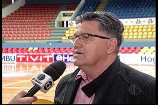 Nilo Guimarães confirma Mogi das Cruzes como sede da primeira fase da Liga Sul-Americana - Esta será a segunda vez consecutiva que a cidade receberá a competição internacional de basquete.