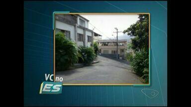 VC no ESTV: moradores dos bairros de Cachoeiro reclamam de calçadas ocupadas, no Sul do ES - Internautas enviaram fotos para o ESTV.