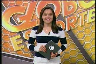 Confira a íntegra do Globo Esporte com Valéria Almeida - TV Integração - Globo Esporte - 09/09/2015