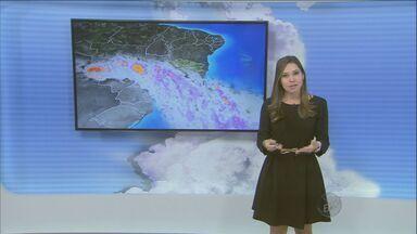 Chuva deve continuar nesta quinta-feira na região de Campinas, SP - Os maiores volumes de chuva devem ser registrados entre o fim da tarde e a noite de quinta-feira (10).