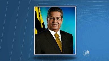 Prefeito de Cruz das Almas renuncia ao cargo - Ele alegou problemas de saúde.