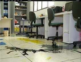 Onda de vandalismos em escolas chega a Cabo Frio, no RJ - Duas escolas do município foram depredadas nesta quarta (9).