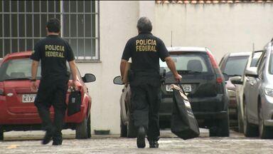 Polícia Federal prende grupo acusado de fraudar documentos em Campina Grande - A prisão foi realizada através de uma operação. O grupo estaria fraudando documentos para retirada de benefícios do INSS.