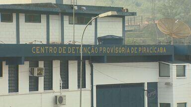 Obras da penitenciária de Piracicaba estão paradas - Prédio deveria ter sido entregue em 2013 mas ainda não ficou pronto. A capacidade do local é para mais de 700 detentos.