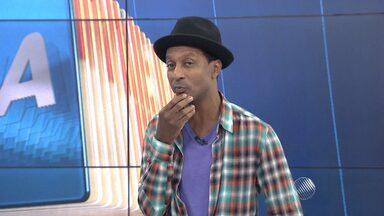 Luis Miranda fala sobre o 'Festival de Humor Risadaria', em cartaz em Salvador - Confira a entrevista e programe-se.