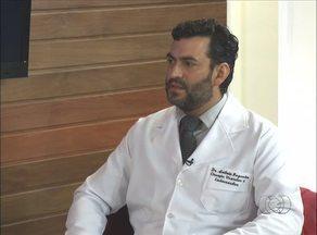 Médico tira dúvidas sobre diagnóstico e tratamento da trombose; confira a entrevista - Médico tira dúvidas sobre diagnóstico e tratamento da trombose; confira a entrevista