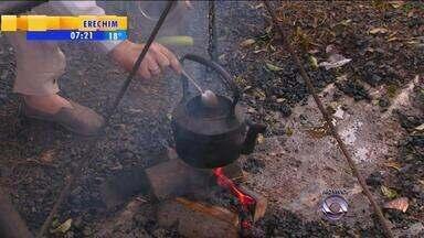 Semana Farroupilha: aprenda a fazer um café campeiro - Costume faz parte da tradição gaúcha.