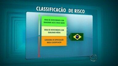 Saiba o que significa rebaixamento da nota técnica do Brasil - Quadro Fim das contas encontrou jeito simples para traduzir essa situação