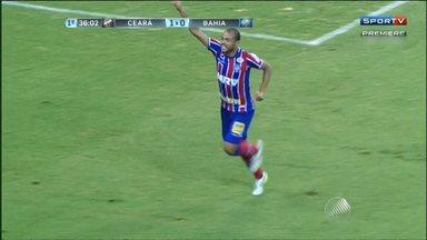 Bahia empata com o Ceará e cai para a quarta posição do G4 - Confira as notícias do tricolor baiano.