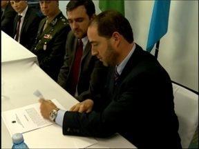 Polícia Federal de Pelotas tem novo delegado - Cássio Berg atuava em Jaguarão nos últimos três anos
