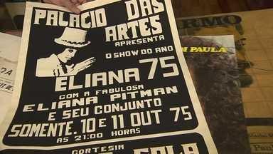 Globo Horizonte conta a história da Fundação Clóvis Salgado, que completa 45 anos em 2015 - Globo Horizonte mostra os bastidores do Palácio das Artes, um dos mais importantes teatros do Brasil.
