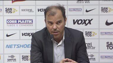 Santos apresenta o novo diretor de marketing esportivo - undefined