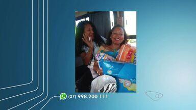 Chá de Bebê é realizado em ônibus Transcol, na Serra, ES - A festa aconteceu na linha 855 do Transcol, que vai de Planalto Serra ao terminal de Carapina.