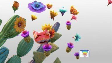 Veja a vinheta da Rede Vanguarda sobre a primavera - Chegada da nova estação é tema da nova vinheta da emissora.