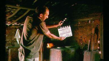 Moradores do sertão da Paraíba participam de gravação de filme - O projeto 'Cinema no Interior' treinou os participantes nas diversas etapas da produção audiovisual.