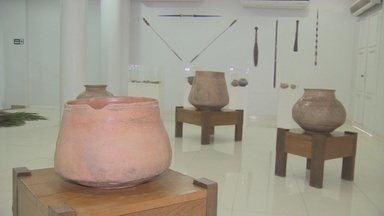 Palácio Getúlio Vargas recebe exposiçao 'Memórias Indígenas' - A entrada é gratuita.