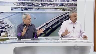 Roberto e Miguel comentam os destaques do futebol catarinense desta quarta-feira (23) - Roberto e Miguel comentam os destaques do futebol catarinense desta quarta-feira (23)