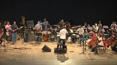 Camerata Florianópolis tocará ao lado do guitarrista Steve Vai no Rock in Rio - Camerata Florianópolis tocará ao lado do guitarrista Steve Vai no Rock in Rio