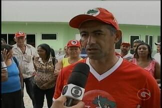 Integrantes do MST ocupam a sede do Incra em Petrolina - A ocupação já dura mais de 24 horas.