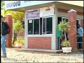 Frigorífico que abate suínos é interditado em Erechim, RS - Indústria tem cerca de 1100 funcionários.