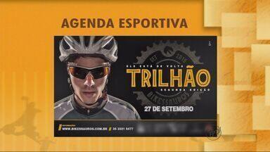 Confira a agenda esportiva do final de semana no Sul de Minas - Confira a agenda esportiva do final de semana no Sul de Minas